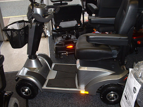 Sterling S400 Luxury Mobility Scooter, LED Lights, New and unused