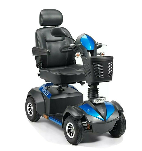Envoy 8+ Mobility Scooter in Blue, As new