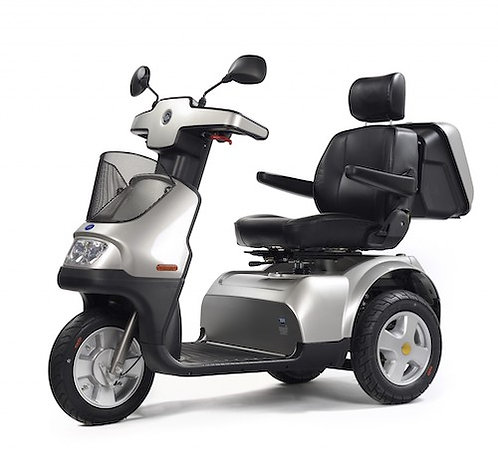 2019 TGA Breeze S3 8MPH Mobility Scooter, 168 MILES ONLY