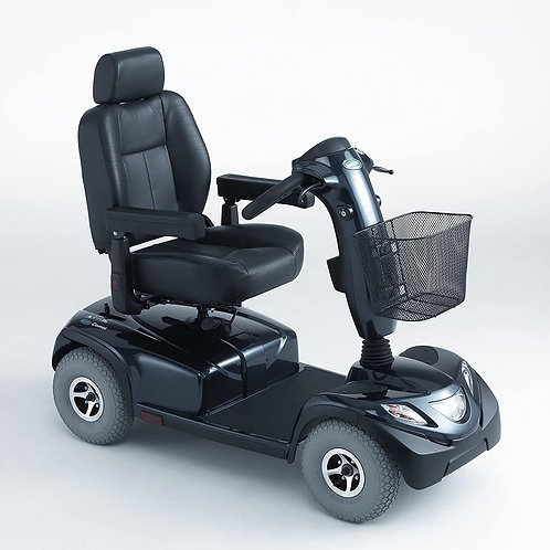 Invacare Comet, 8mph Mobility Scooter, In Blue
