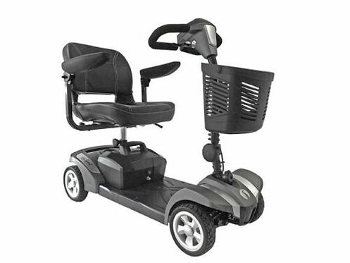 Rascal Veo Sport 4mph Boot, Travel mobility scooter,