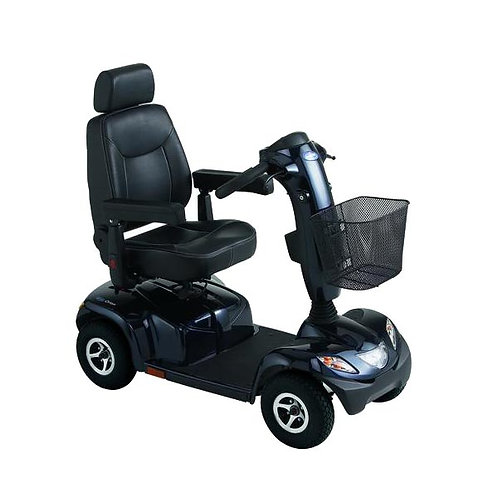 Invacare Orion, 8mph Mobility Scooter, In Blue