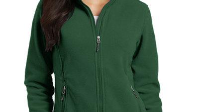 Soft Fleece Jacket - Womens