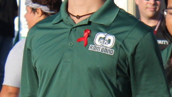CD Ram Band Polo Shirt - Mens