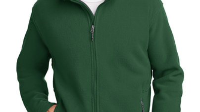 Soft Fleece Jacket - Mens