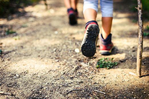 bigstock-Children-Hiking-In-Mountains-O-