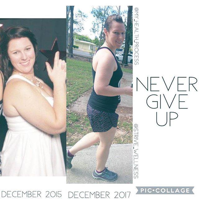 weight loss progress 2015-2017