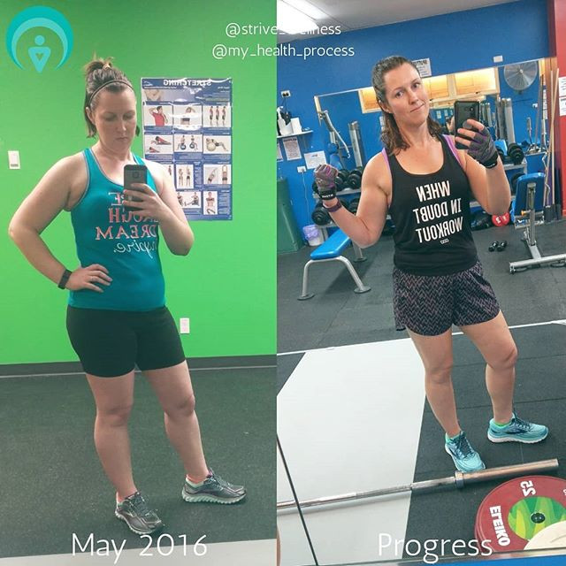 progress picture weight loss transformation slow and steady