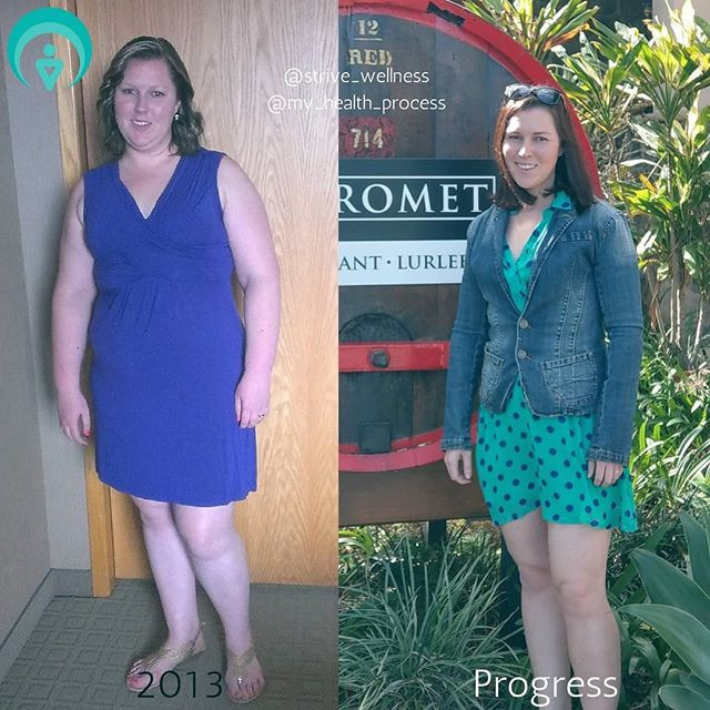 weight loss transformation woman female