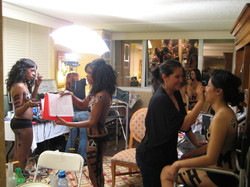Lil Bow Wow 21st bday bts