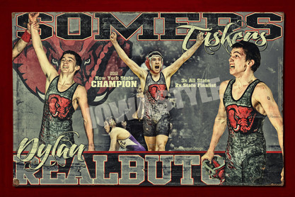 Dylan Realbuto  - 2012 NY STATE CHAMP