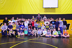 ISW HIGH SCHOOL WRESTLING PROGRAM