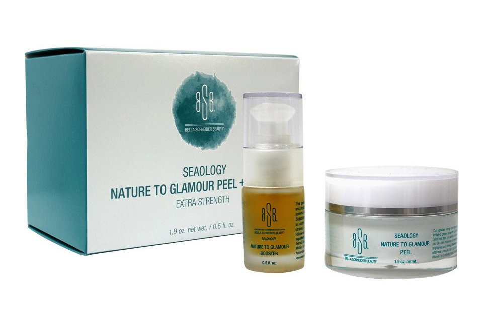 BSB SEAOLOGY® Nature to Glamour Peel + Booster