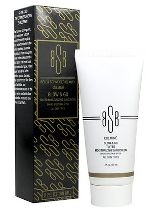 BSB CULMINÉ® Glow & Go Tinted Moisturizing Sunscreen