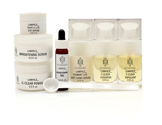 BSB LUMIPELÉ™ Brightening Facial Kit