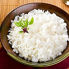 Plain Steamed Jasmine Rice