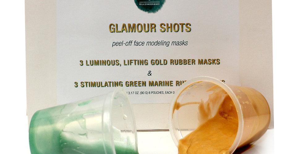 BSB SEAOLOGY® Glamour Shots Peel Masks
