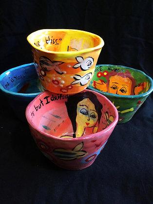 Expressive Bowls