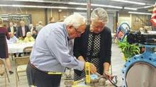 Decker touts manufacturing