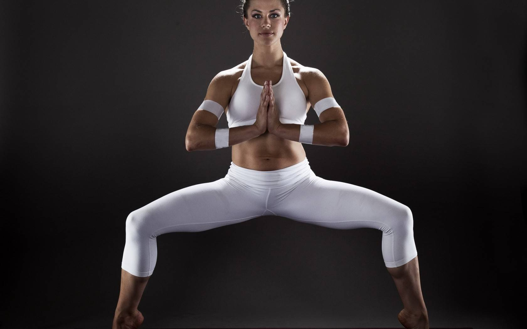 Female yoga resting 4