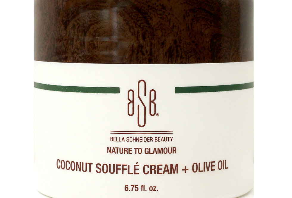 BSB Coconut Souffle Cream + Olive Oil