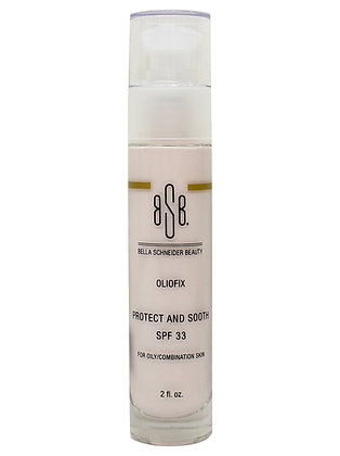 OLIOFIX Protect & Soothe SPF 33
