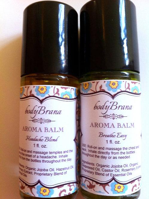 Hands-Free Aroma Balm RollOn