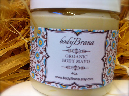 Organic Body Mayo