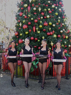 Were perfect for Holiday Events