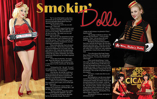 Smokin Dolls
