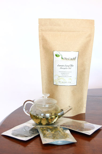 Organic Green Tea Sampler