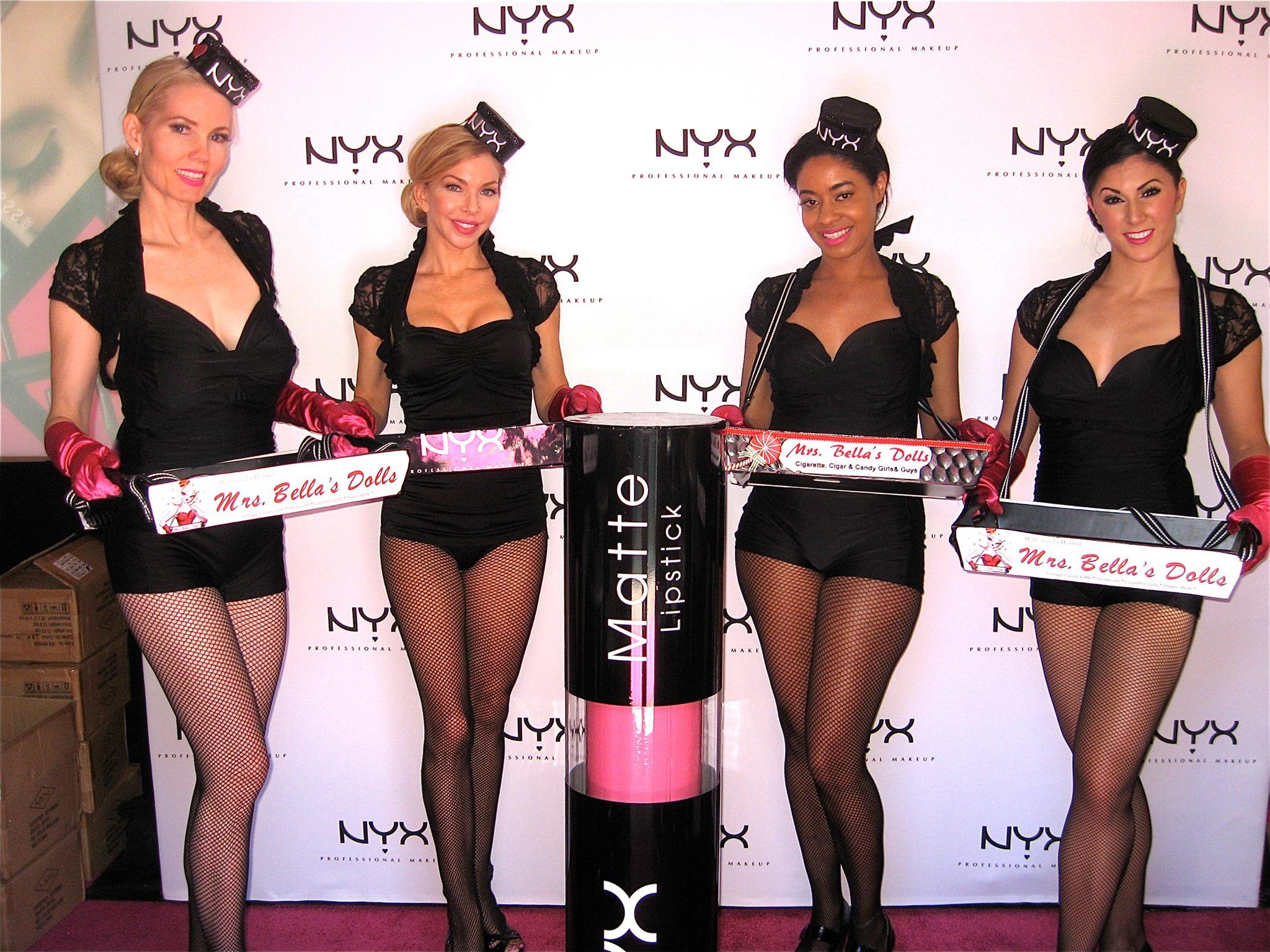 NYX Dolls