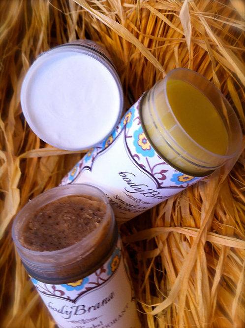 Organic Skin Care, Deodorant, Balm & Body Butter