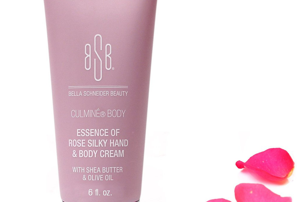 BSB CULMINÉ® Rose Silky Hand & Body Cream
