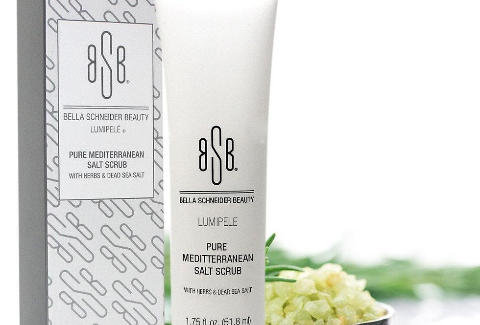 BSB LUMIPELÉ™ Pure Mediterranean Salt Scrub