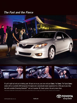 Toyota Ad national