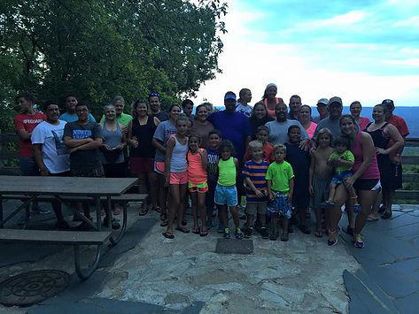2015 Morrow Mountain Church Camping Trip