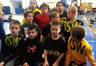 ISW YOUTH  WRESTLING PROGRAM