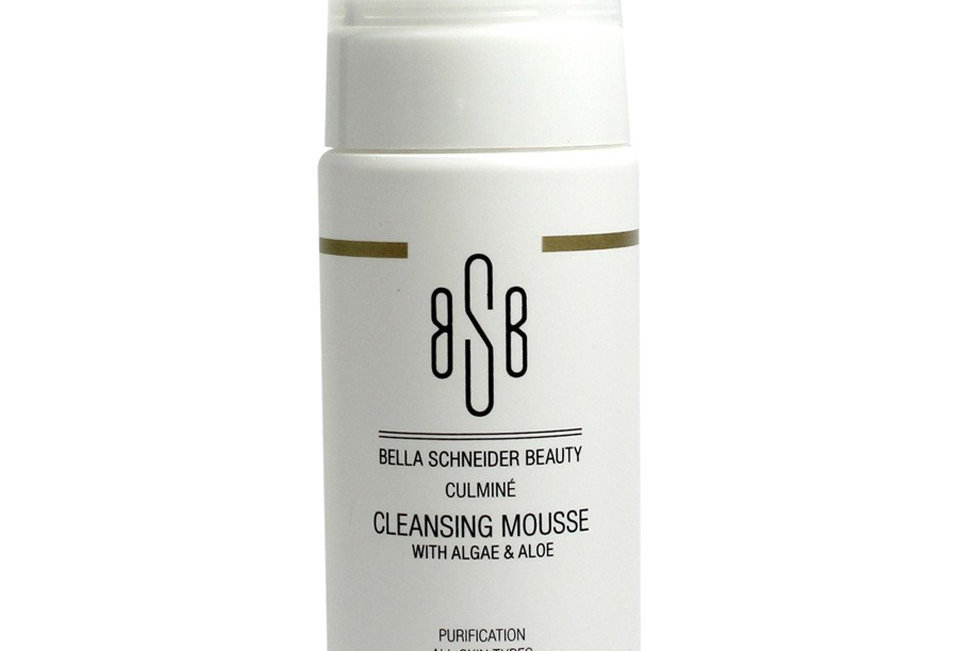 BSB CULMINÉ® Cleansing Mousse with Algae & Aloe