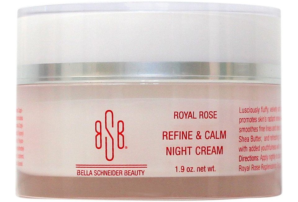 BSB ROYAL ROSE Refine & Calm Night Cream