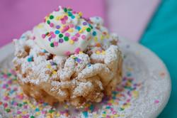 Mini Funnel Cake