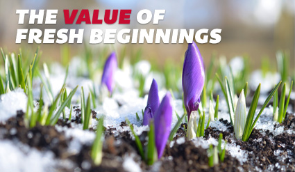 Value of Fresh Beginning