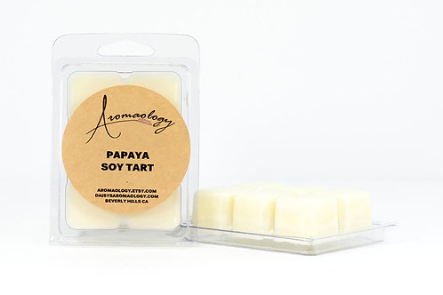 Papaya Soy Tart Melts