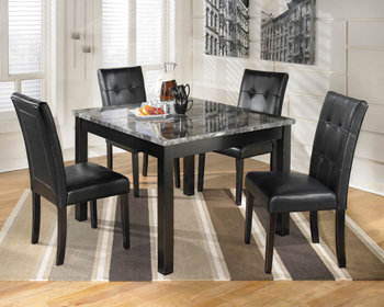 Mayesville 5 piece Table & Chairs