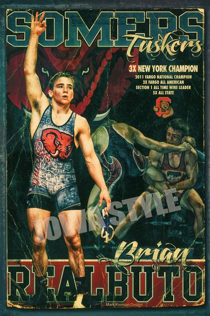 Brian Realbuto - 3x NY Champion