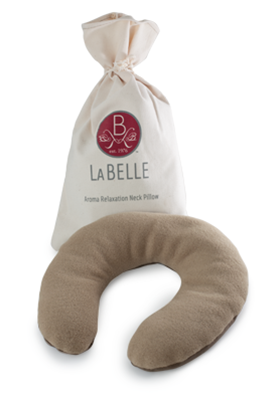 LaBelle Herbal-Ease Neck Pillow
