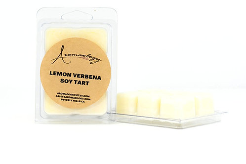 Lemon Verbena Soy Tart Melts