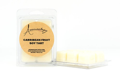 Carribean Fruit Soy Tart Melts