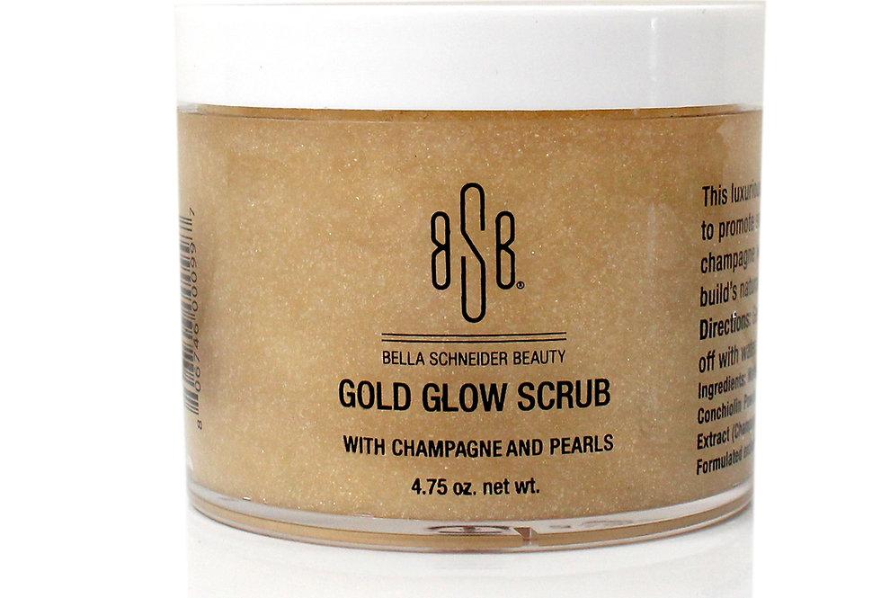 BSB Gold Glow Scrub
