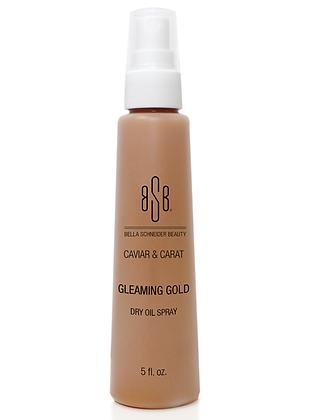 BSB CAVIAR & CARAT Gleaming Gold Dry Oil Spray